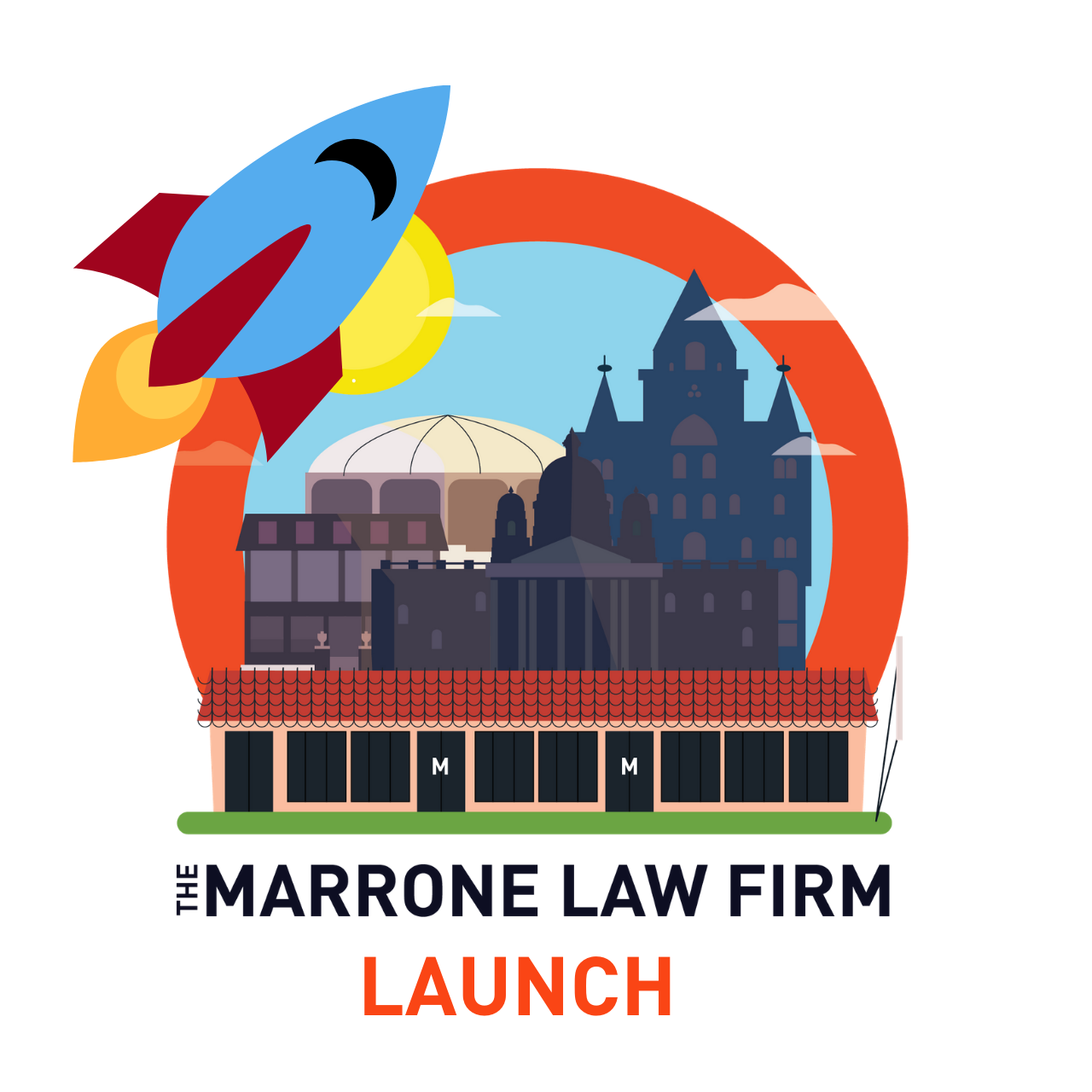 Launch by The Marrone Law Firm (Small Business)
